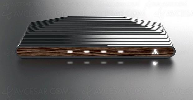 Ataribox, premières images de la console de jeu Atari