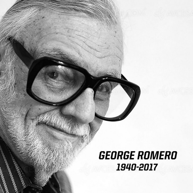 Disparition de George A. Romero : « they're (still) coming to get you »