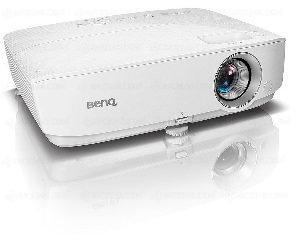 Vid oprojecteur benq w1050 dlp 3d home cin ma premier prix - Videoprojecteur home cinema pour un interieur ultra moderne ...