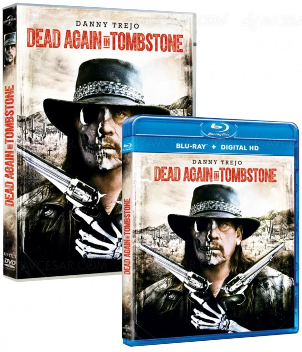 Dead Again in Tombstone : Danny Trejo de retour en Blu-Ray/DVD