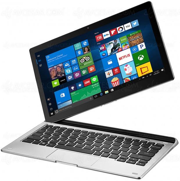Tablette Windows deux‑en‑un Alcatel Plus 12