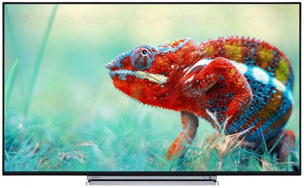 TV LCD Ultra HD Toshiba U6763 : 43