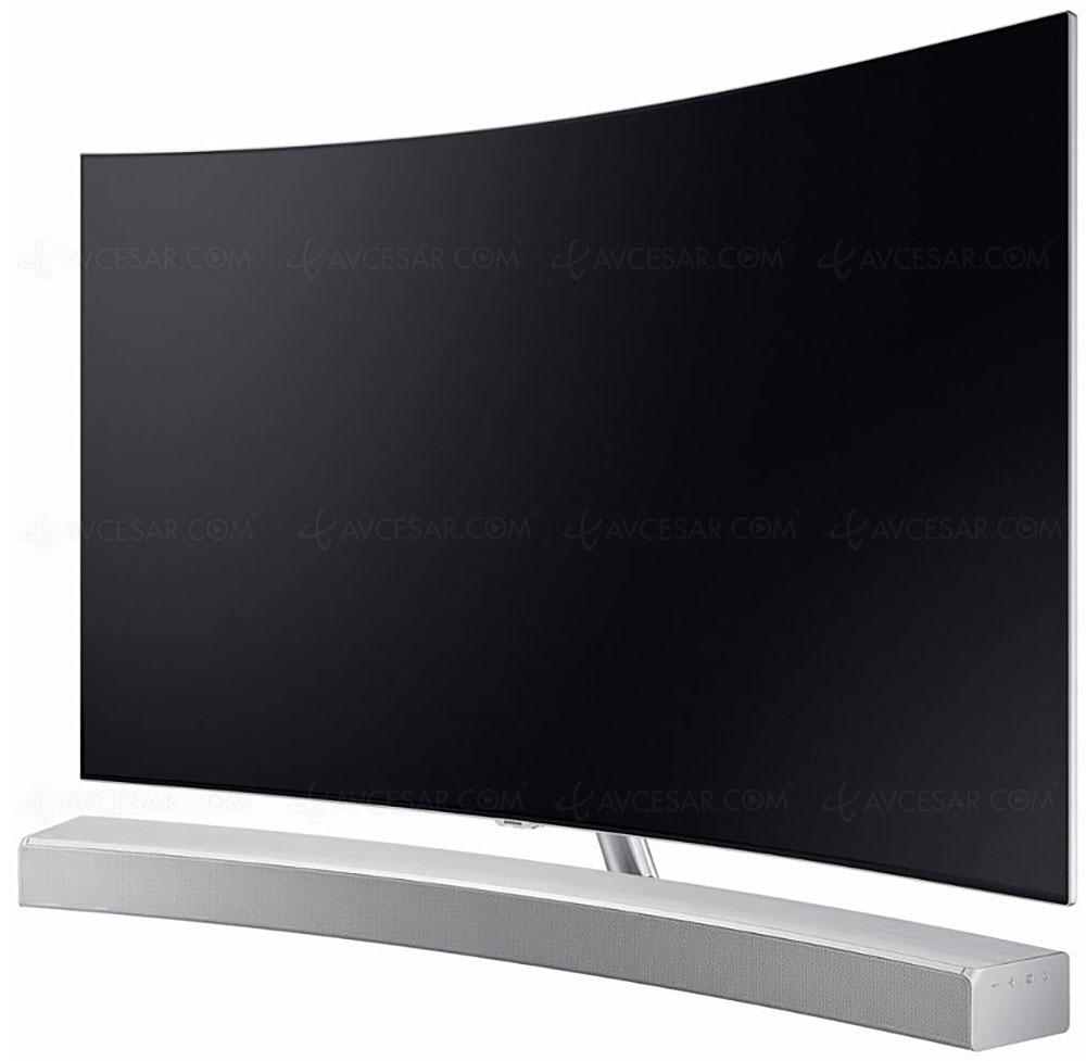 Samsung hw ms6501 barre de son sound courbe avec caisson - Meuble tv samsung avec accroche barre de son ...