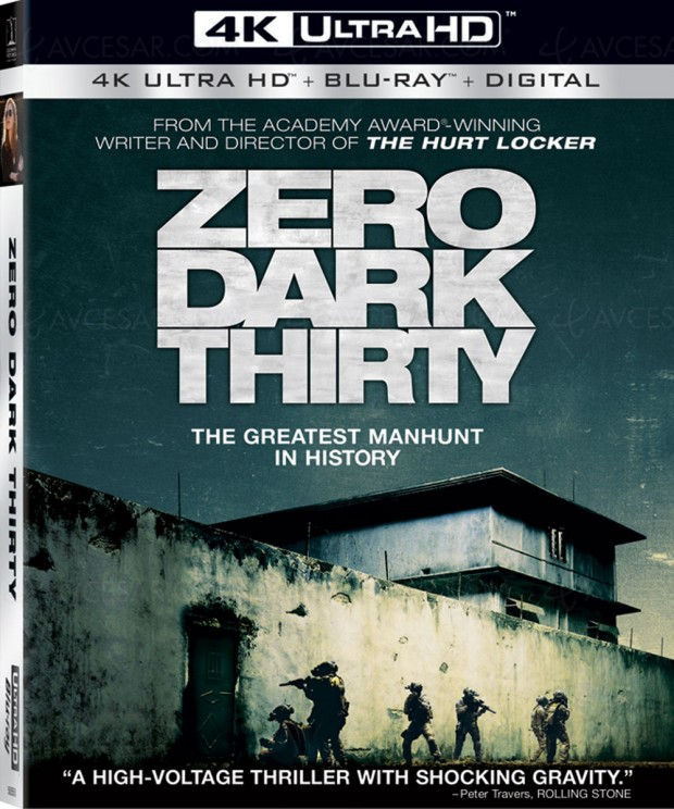 Zero Dark Thirty, le chef-d'œuvre de Kathryn Bigelow bientôt en 4K Ultra HD