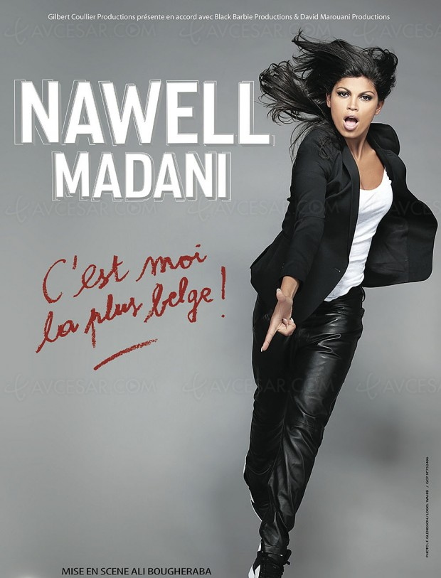 Nawell Madani : un one‑woman‑show « made in Belgique » en Blu‑Ray et DVD