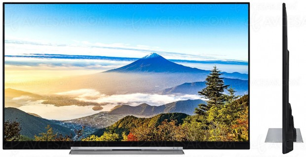 TV LCD Ultra HD Toshiba U7763 : 49