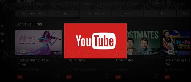 L'expérience YouTube s'améliore sur la box nVidia Shield TV