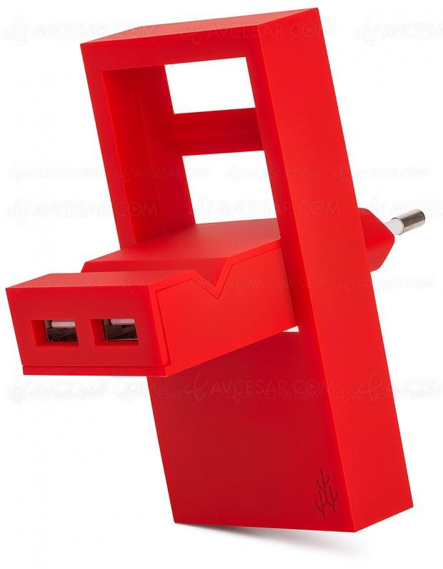 Usbepower Rock, chargeur USB de poche