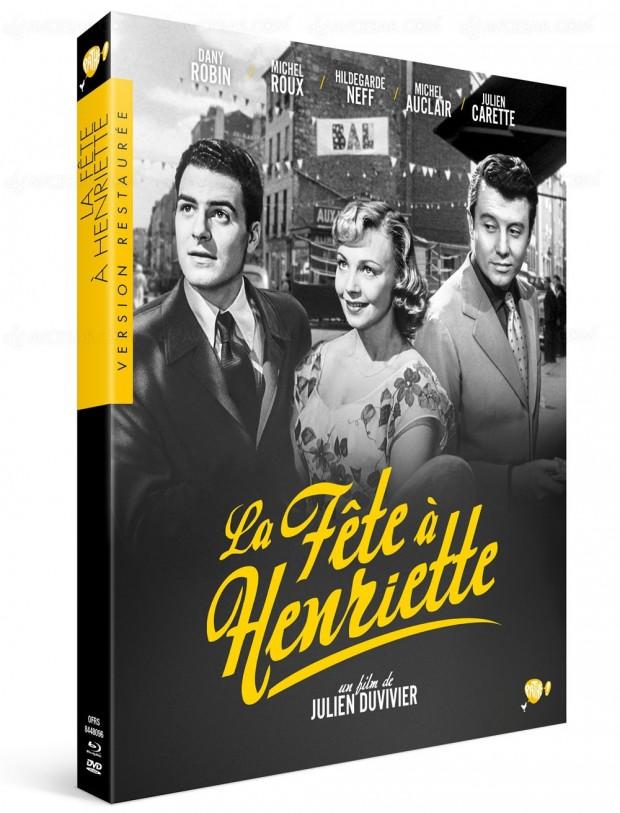 La fête à Henriette, l'œuvre méconnue de Duvivier restaurée en 4K par Pathé