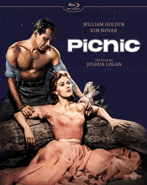 Picnic en Blu-Ray, le mélo qui lança la carrière de Kim Novak