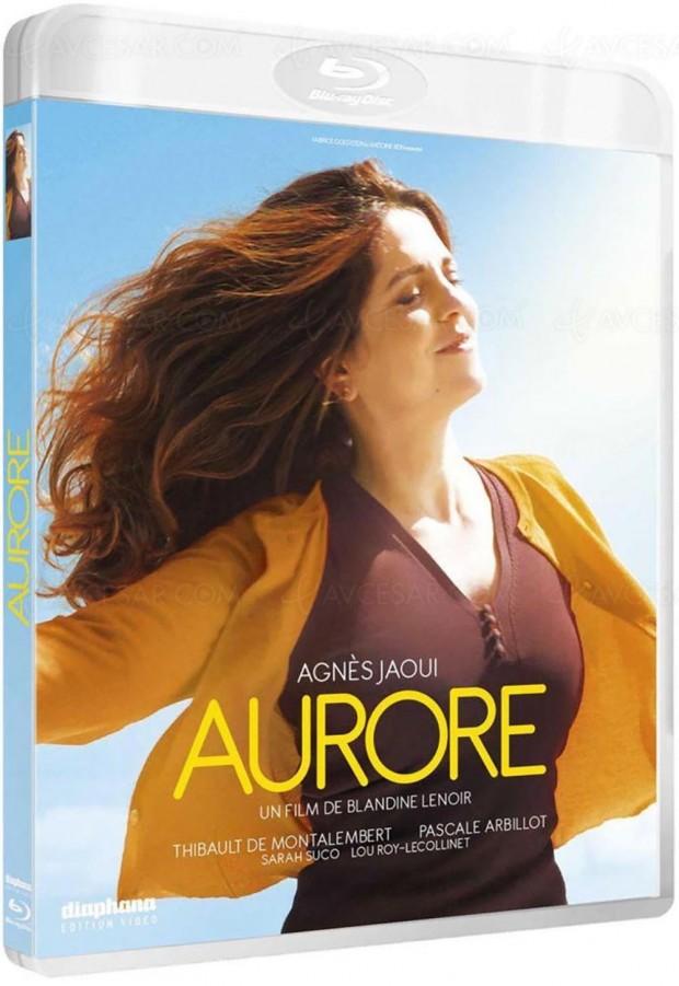 Agnès Jaoui, 50 ans, à l'Aurore de sa vie