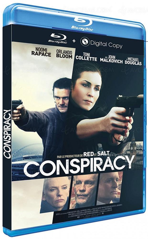 Conspiracy, si Jason Bourne était une femme