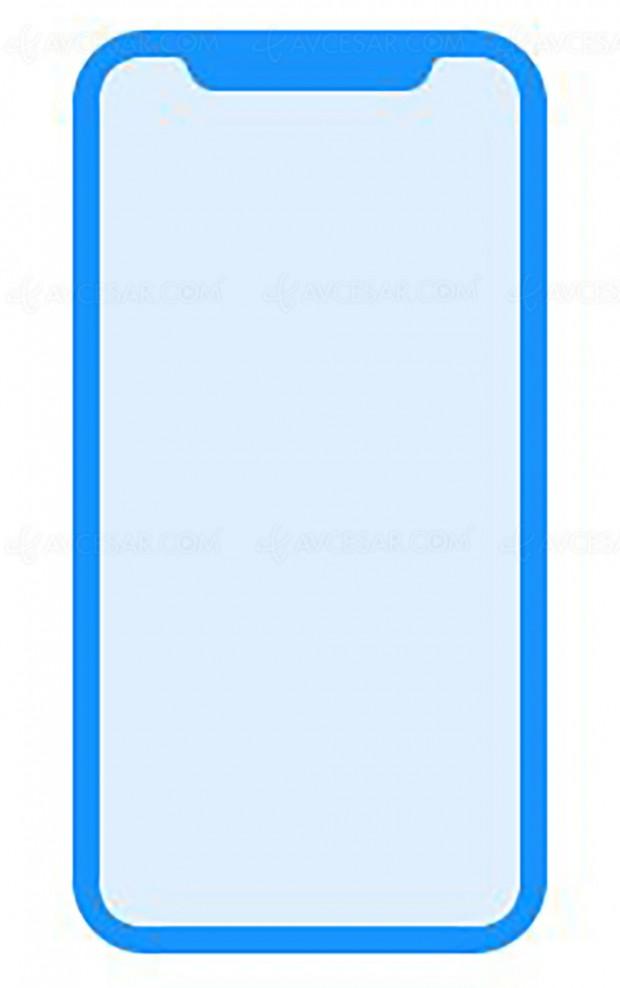 Reconnaissance faciale et design confirmés pour l'iPhone 8 ?