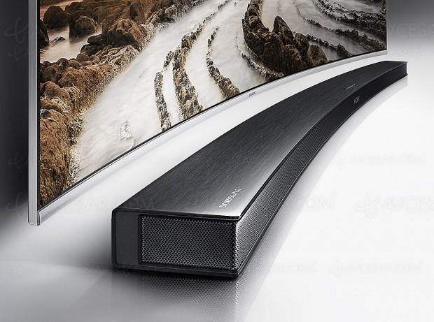 Samsung HW‑M4500/HW‑M4501, barres de son avec caisson de graves sans‑fil