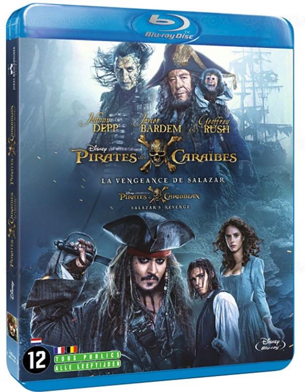 Pirates des Caraïbes: la vengeance de Salazar, pas de 4K UHD en France pour le moment