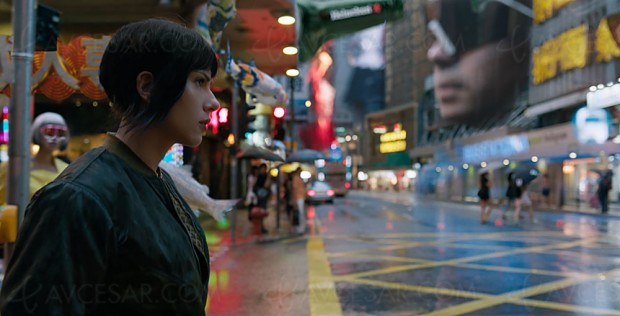 Test Ghost in the Shell 4K Ultra HD Blu-Ray, en ligne
