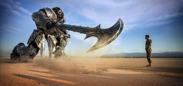 Transformers : the Last Knight, édition monstre 4K Ultra HD Blu‑Ray