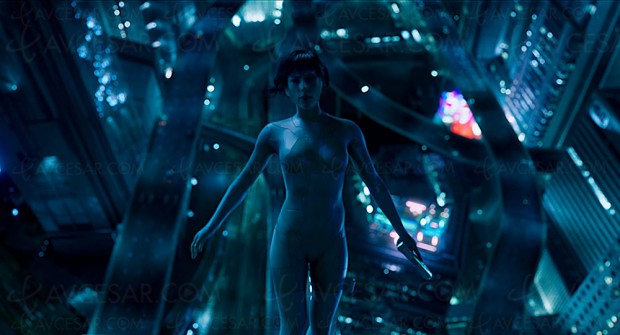 Volume de ventes Ultra HD Blu‑Ray vs Blu-Ray pour Ghost in the Shell aux USA