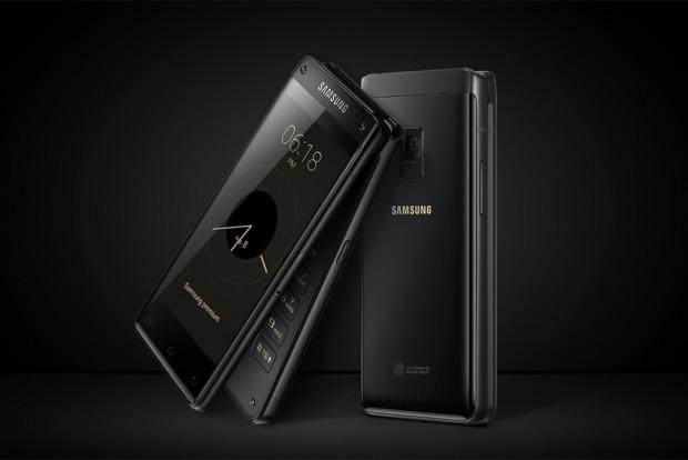 Smartphone Leader 8, Samsung rouvre son clapet