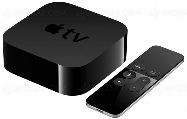 Nouvelle Apple TV 4K Ultra HD, HDR10, HLG et Dolby Vision à venir