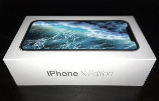 iPhone X Edition, nom définitif du prochain iPhone ?