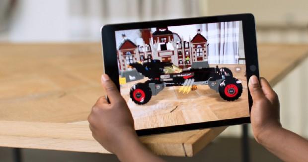 Réalité augmentée pour Apple et iPhone ? « Vaste et profonde »
