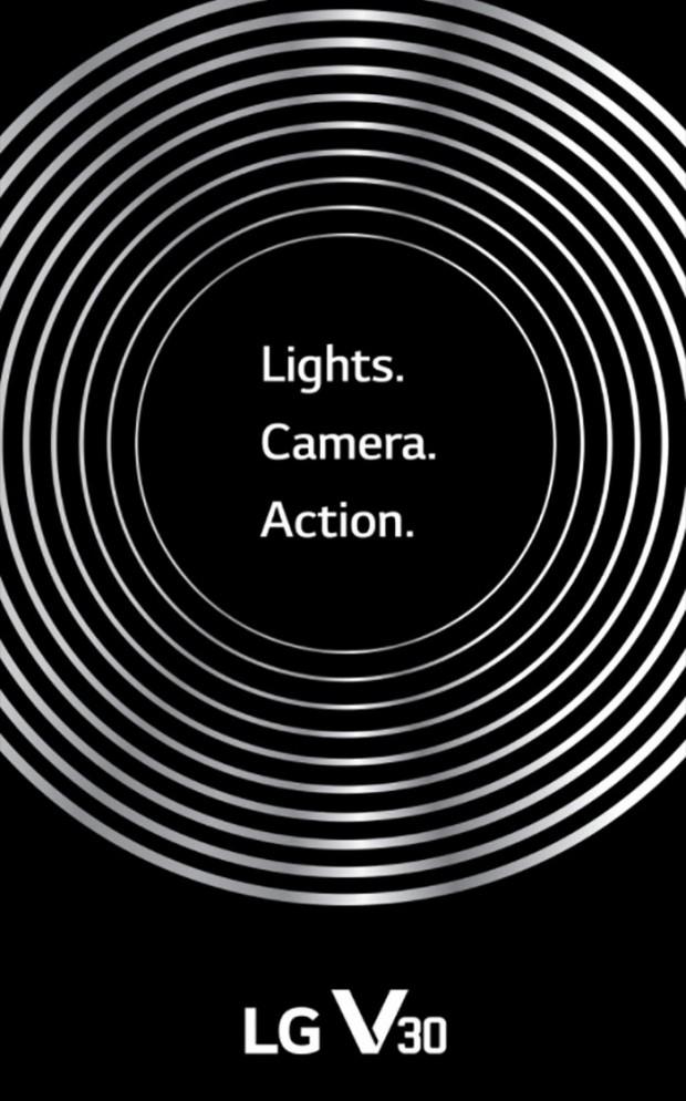 Smartphone LG V30, la gaffe, l'erreur, la tuile, la fuite…