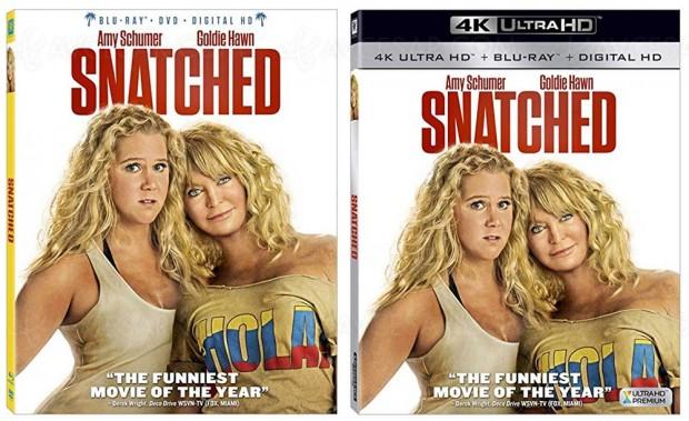 Amy Schumer et Goldie Hawn complètement Larguées… mais en 4K