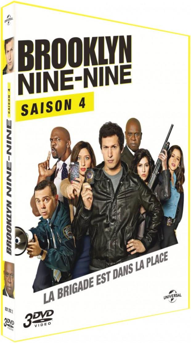 Brooklyn Nine Nine : la saison 4 en DVD le 26 septembre
