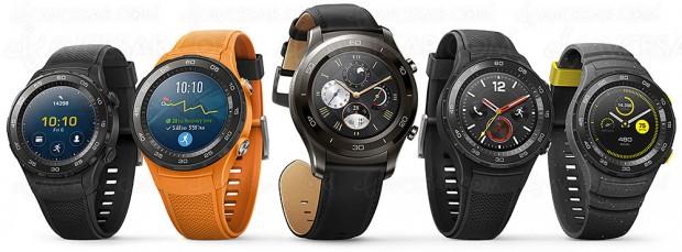 Smartwatch Huawei Watch 2, l'alliée des sportifs