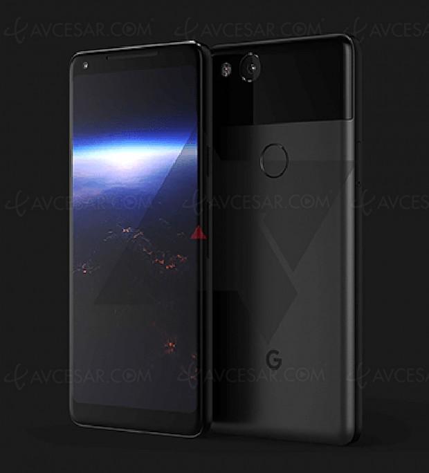 Nouveaux smartphones Google Pixel 2 et Google Pixel XL2, révélés le 5 octobre ?