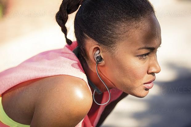 IFA 17 > JBL Reflect Fit, casque Bluetooth avec cardiofréquencemètre intégré