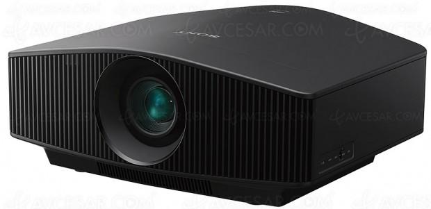 IFA 17 > Sony VPL‑VW260ES, Sony VPL‑VW360ES et Sony VPL‑VW760ES laser, trois nouveaux vidéoprojecteurs SXRD 4K et HDR HLG