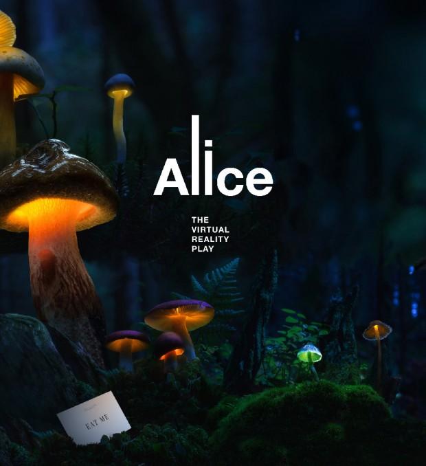 Alice, the Virtual Reality Play: un film dont vous êtes le héros