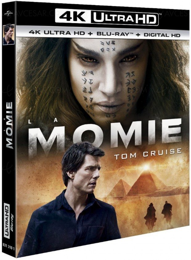 4K Ultra HD Blu-Ray La Momie, un classique devenu blockbuster