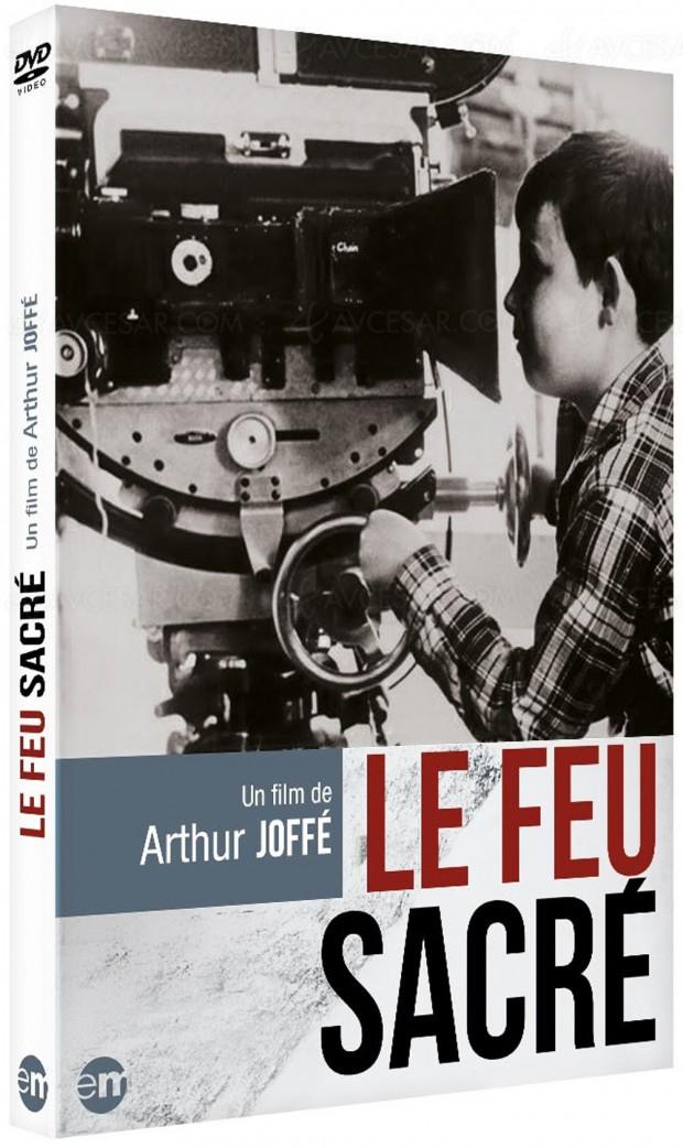 Le feu sacré, un documentaire qui s'ignore aux Éditions Montparnasse