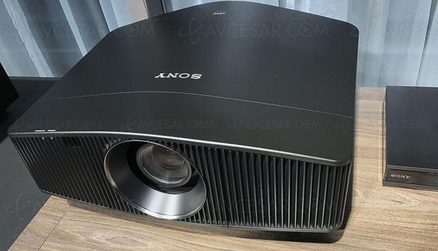 IFA 17 > Sony VPL‑VW260ES, Sony VPL‑VW360ES et Sony VPL‑VW760ES laser, mise à jour prix indicatifs et disponibilité