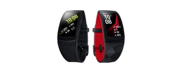 IFA 17 > Smartwatch Samsung Gear Sport et tracker Samsung Gear Fit2 Pro