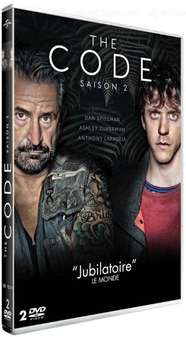 The Code saison 2 en DVD, l'Australie et le cyber-activisme