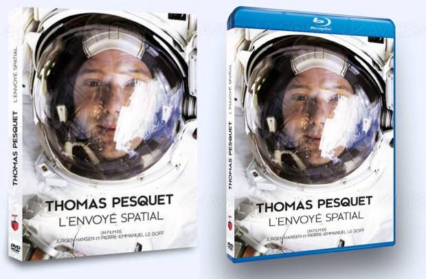 L'envoyé spatial  en Blu-Ray et DVD : en orbite avec Thomas Pesquet