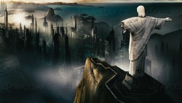 Rio 2096 : une grande fresque d'animation venue du Brésil