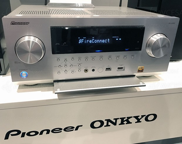 IFA 17 > Pioneer SC-LX502, 7.2, Dolby Atmos, DTS:X, HDMI 2.0b/HDCP 2.2, HDR10, HDR HLG, HDR Dolby Vision, DSD, multiroom DTS Play‑Fi, Chromecast…