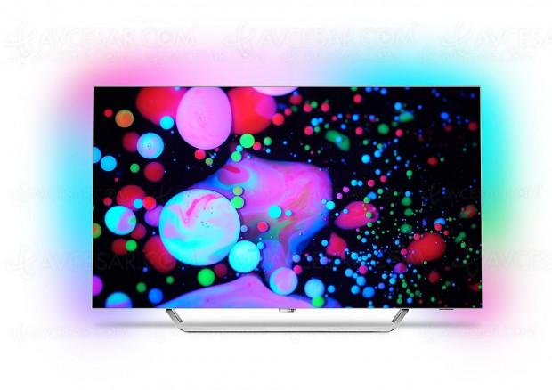 IFA 17 > TV Oled Philips POS9002 Ultra HD Premium, un 65'' en plus du 55 pouces
