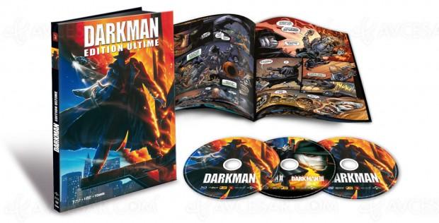 Darkmansera bien disponible le 7 novembre en Édition Ultime numérotée