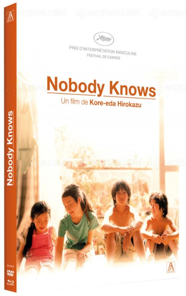 Nobody Knows, le chef-d'œuvre de Kore-Eda pour la première fois en Blu-Ray