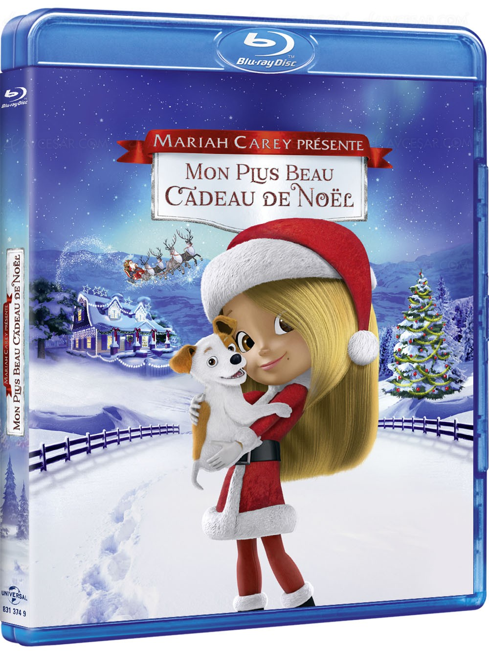 Mon Plus Beau Cadeau De Noël Mariah Carey Adapte Sa Chrismas Song