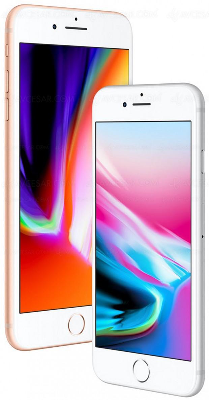 iPhone 8 et iPhone 8 Plus, derniers représentants de la génération LCD ?