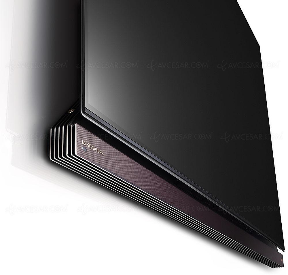 tv ultra hd oled lg 77g7v mise jour prix indicatif. Black Bedroom Furniture Sets. Home Design Ideas