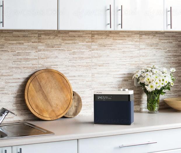Évolution Style pour les radios numériques Pure Pop Midi, Pop Maxi et Siesta Rise