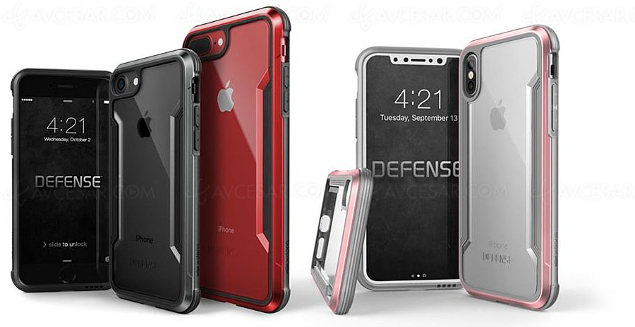 coque defense iphone 8